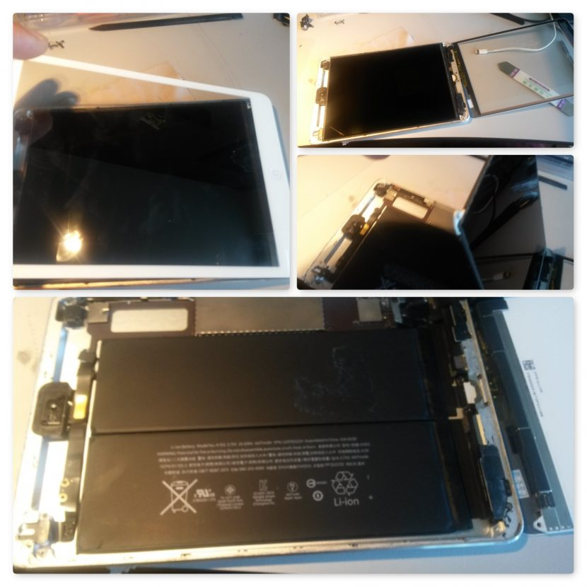 tablet-reparatie